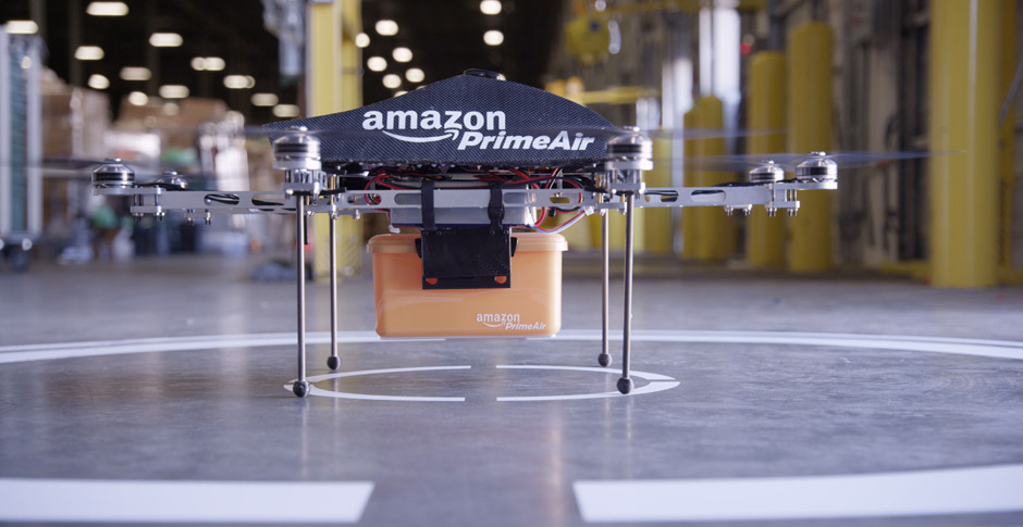 Amazon Prime Air is lots of hoopla, just hold up