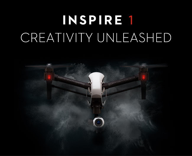 DJIs Inspire 1 Just Changed The Game