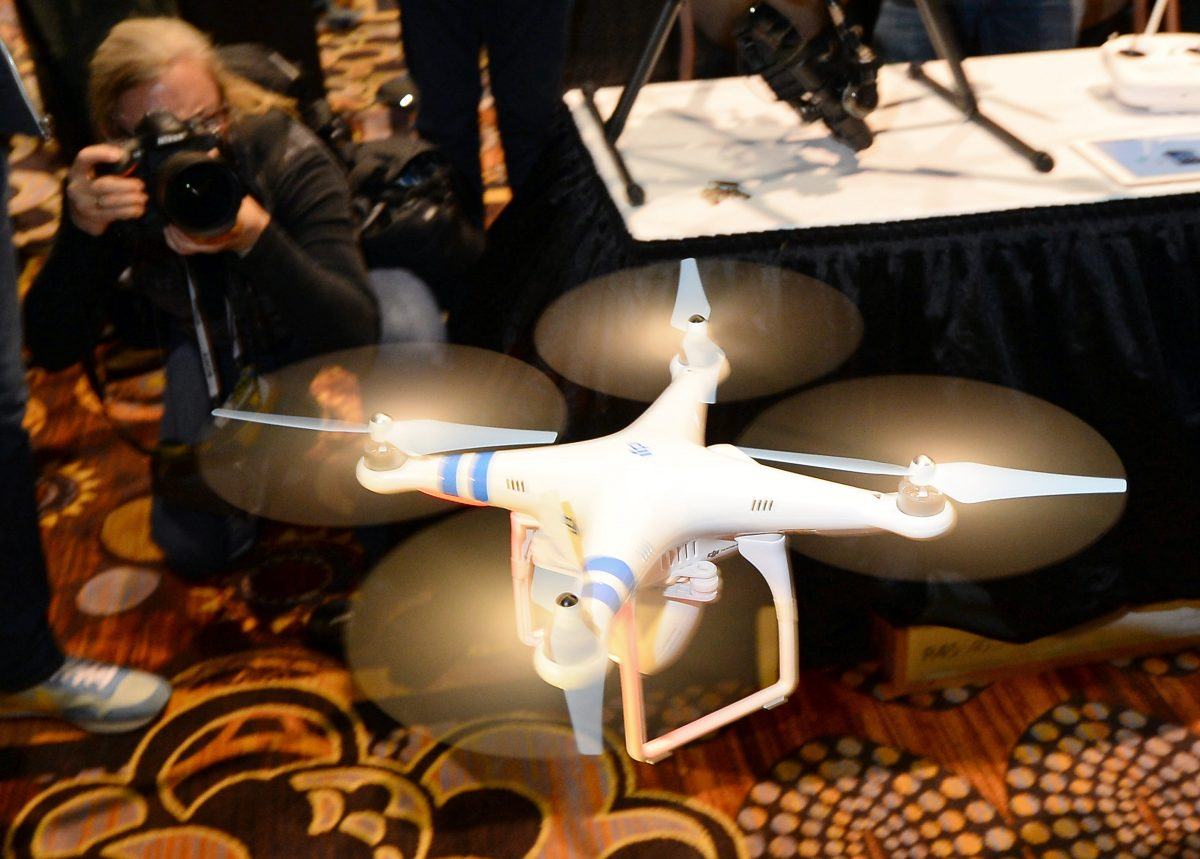 Company that makes 'White House drone' doesn't want you flying in D.C. at all