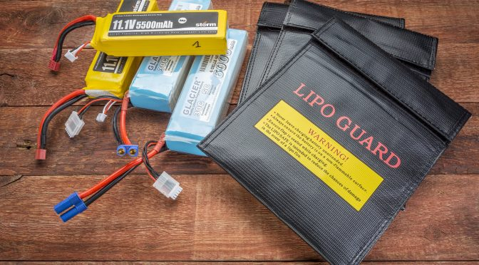 15 things every LiPo battery user should know
