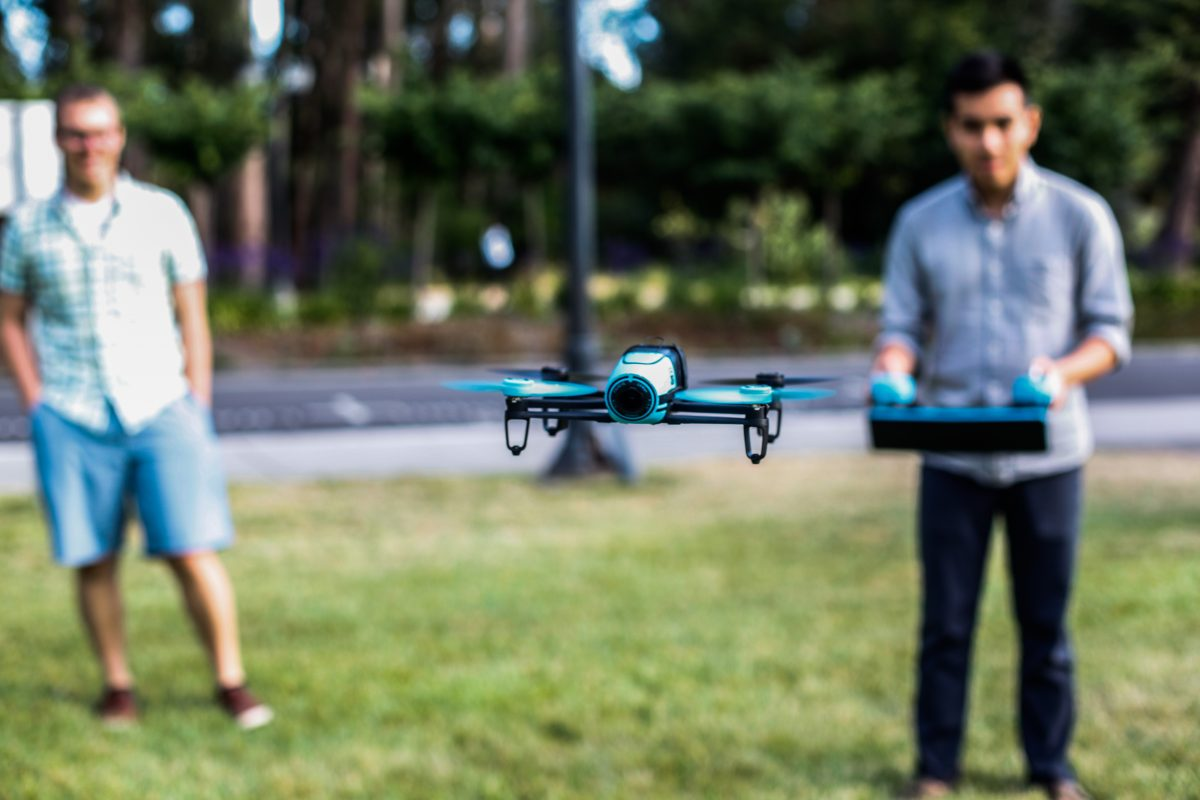 Here's just how crazy popular drones have gotten in the past year