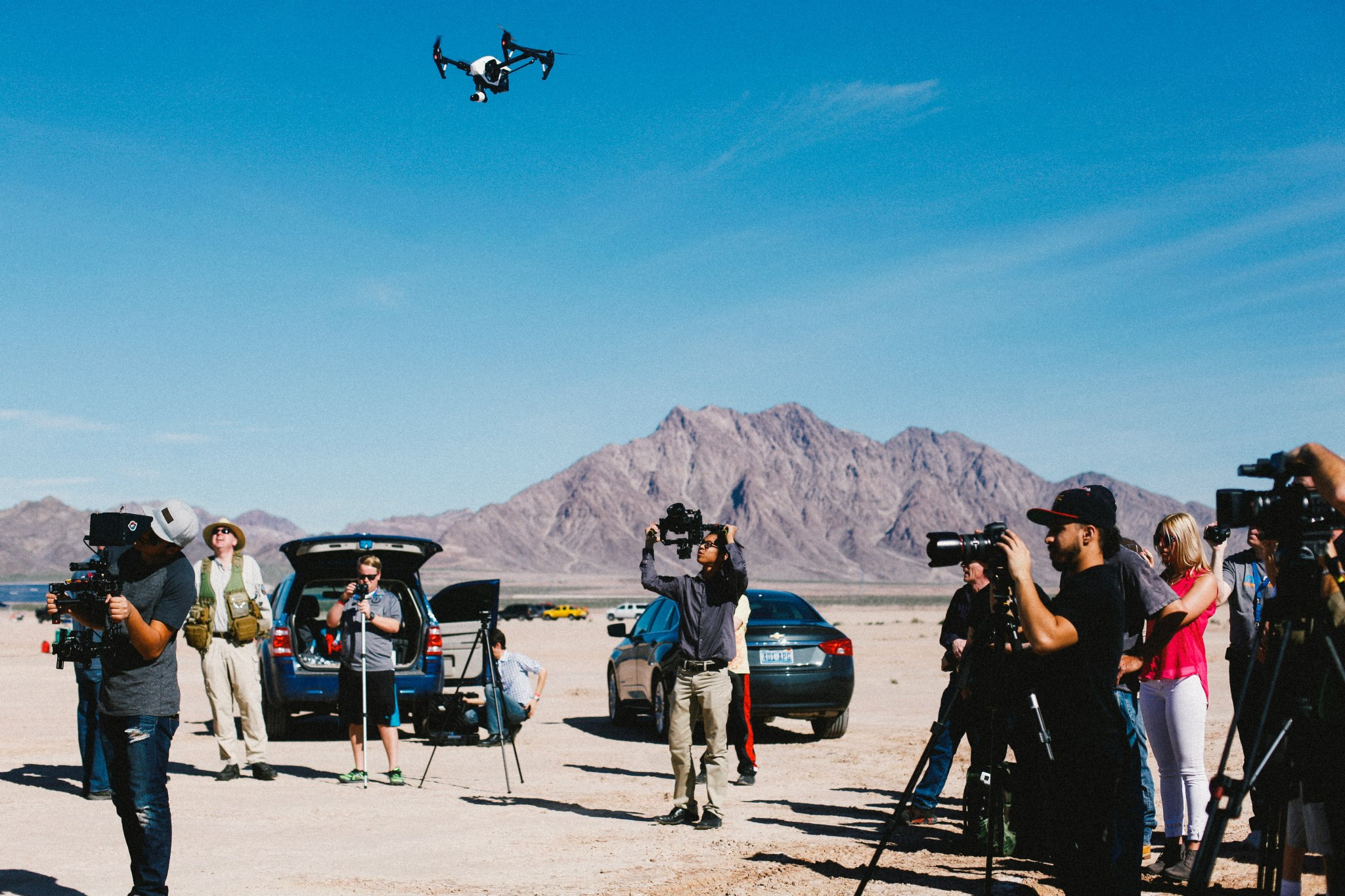 Behold, the rise of the drone film festival