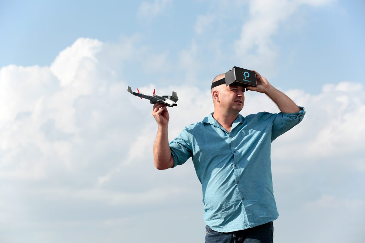 Parrot and PowerUp launch Kickstarter for paper airplane drone