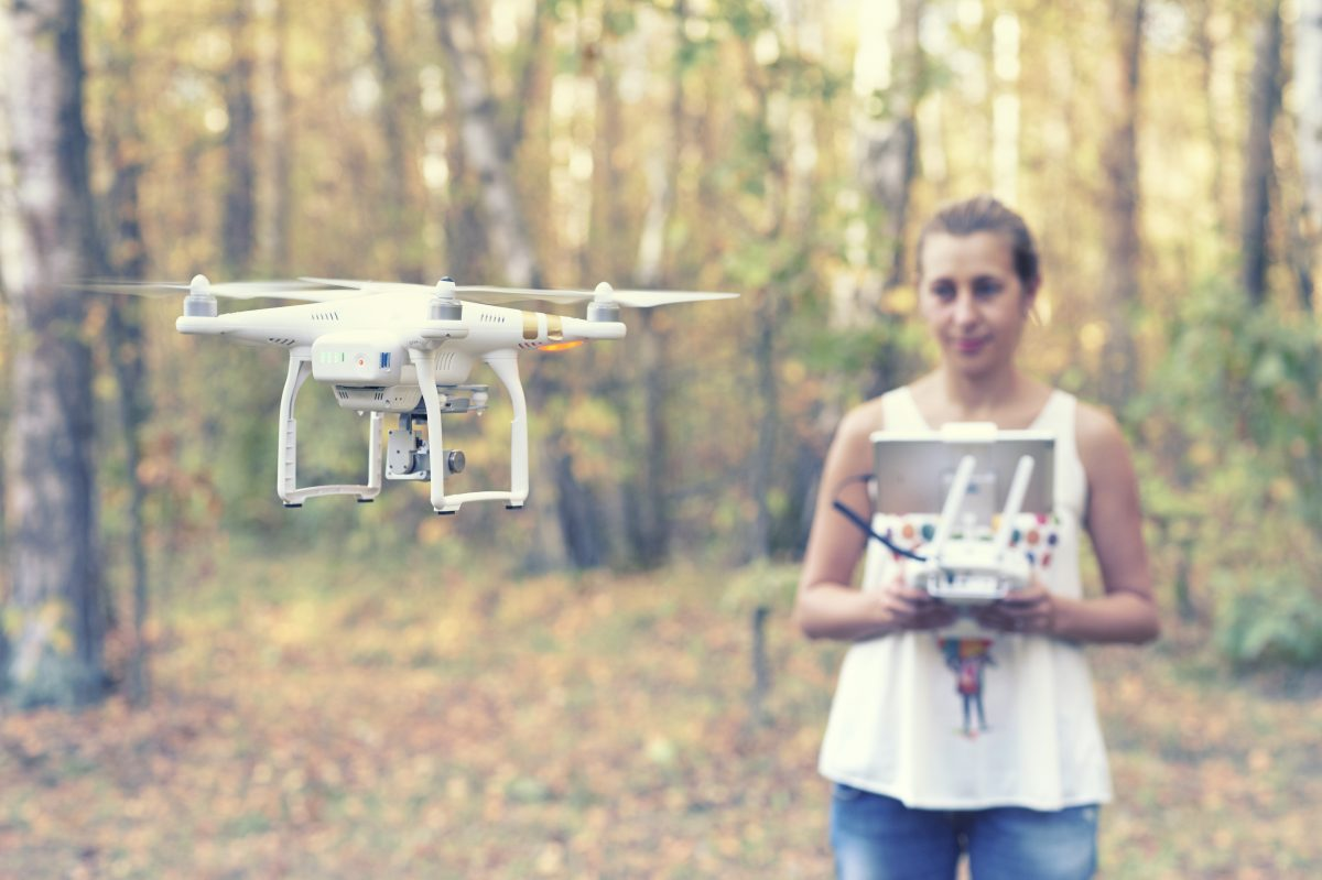 This city has the most registered drones of them all