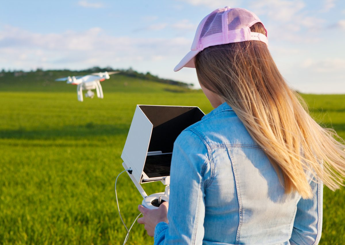 Things people say in the drone industry that they don't realize are sexist