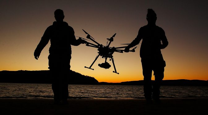 Part 107 is out, making commercial drone use legal in breakthrough ruling