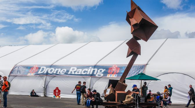 Drones at Maker Faire 2016: photos, videos and more