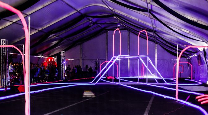 Drone combat and racing entertainment complex to open in San Francisco