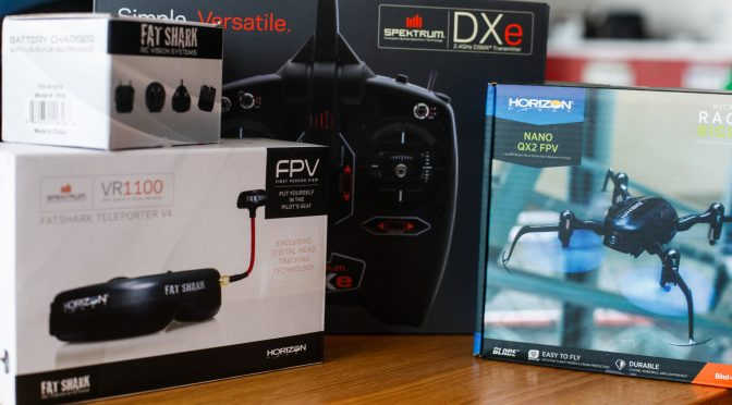 blade nano qx2 drone racing gear horizon hobby