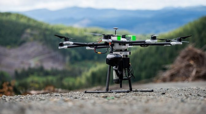 DroneSeed is sending drones to change the forestry industry