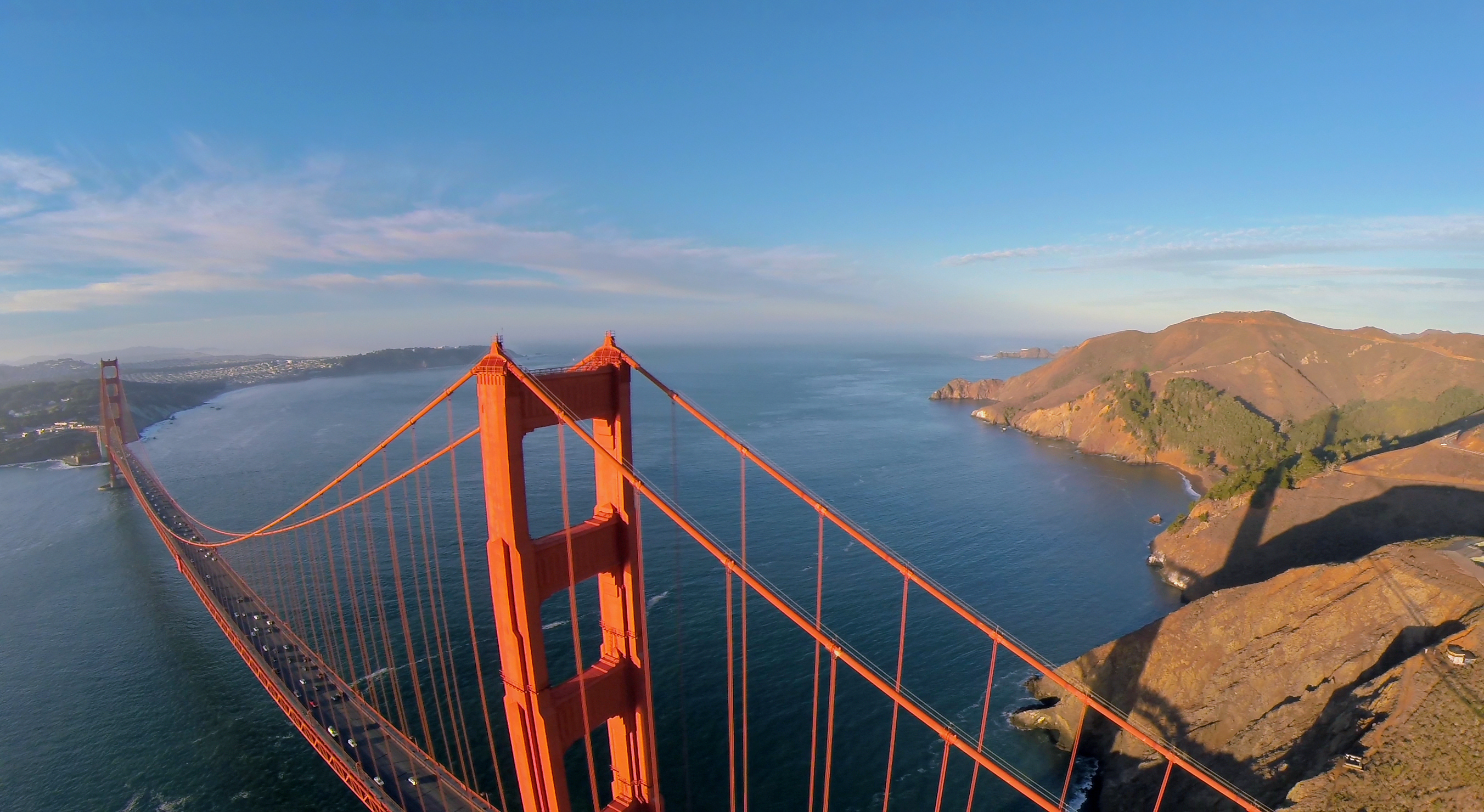 No You Cannot Fly Your Drone At The Golden Gate Bridge