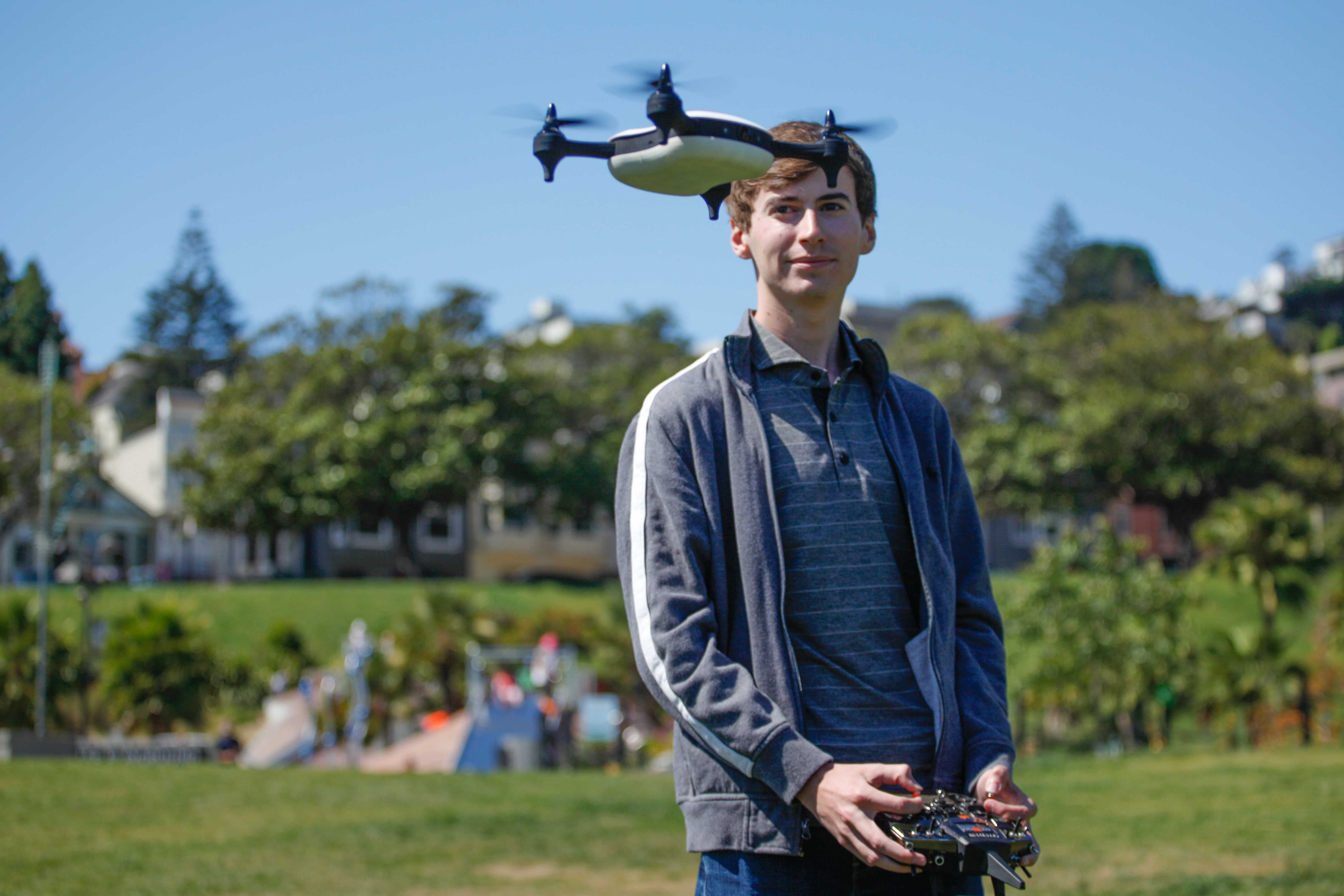 Meet George Matus, the 18-year-old CEO of drone company Teal