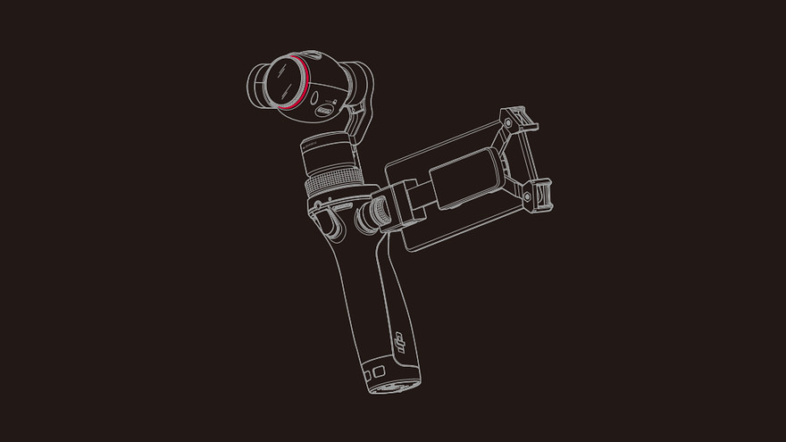 DJI Osmo is on sale