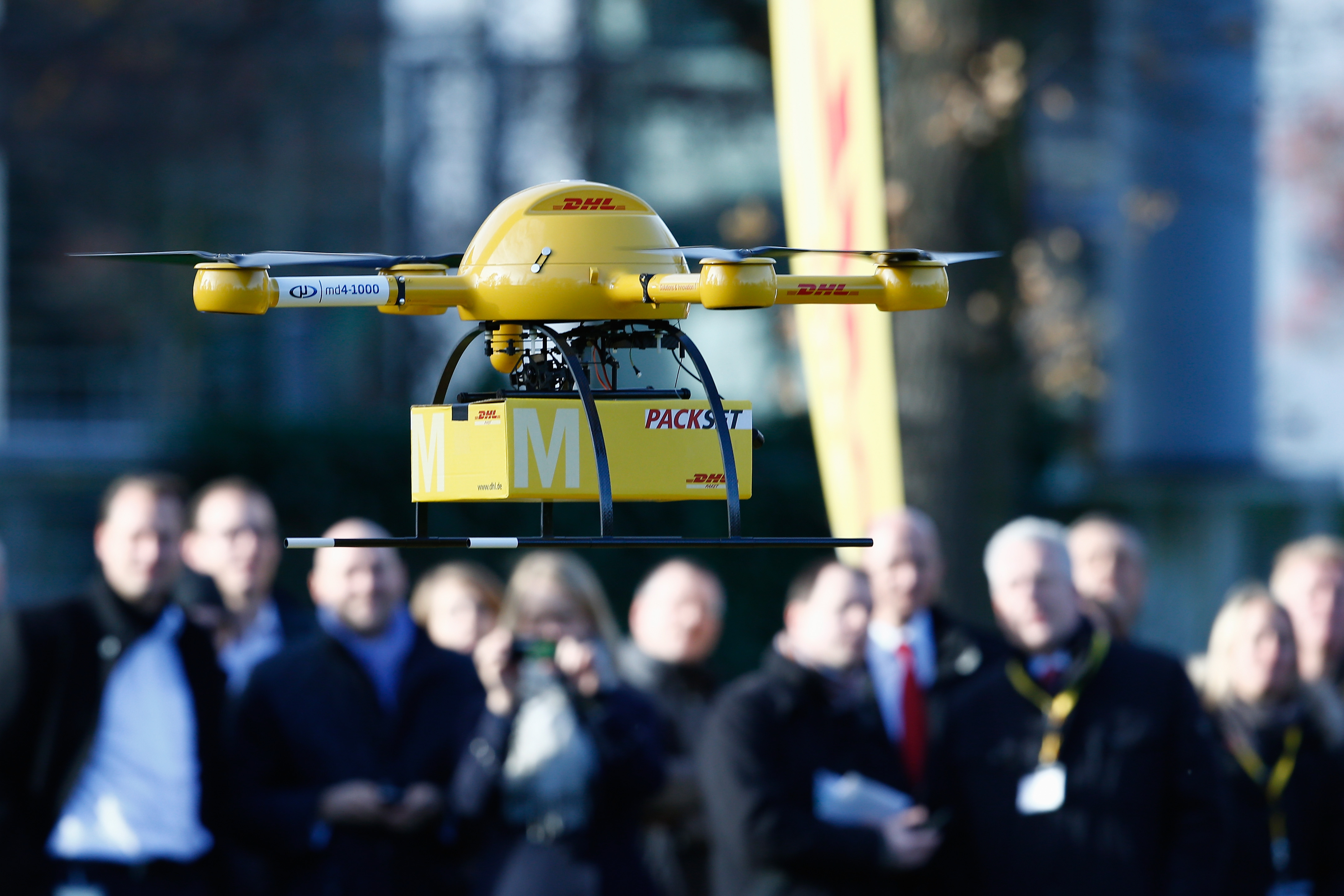 FAA says rules about drones flying over people could be announced by end of year