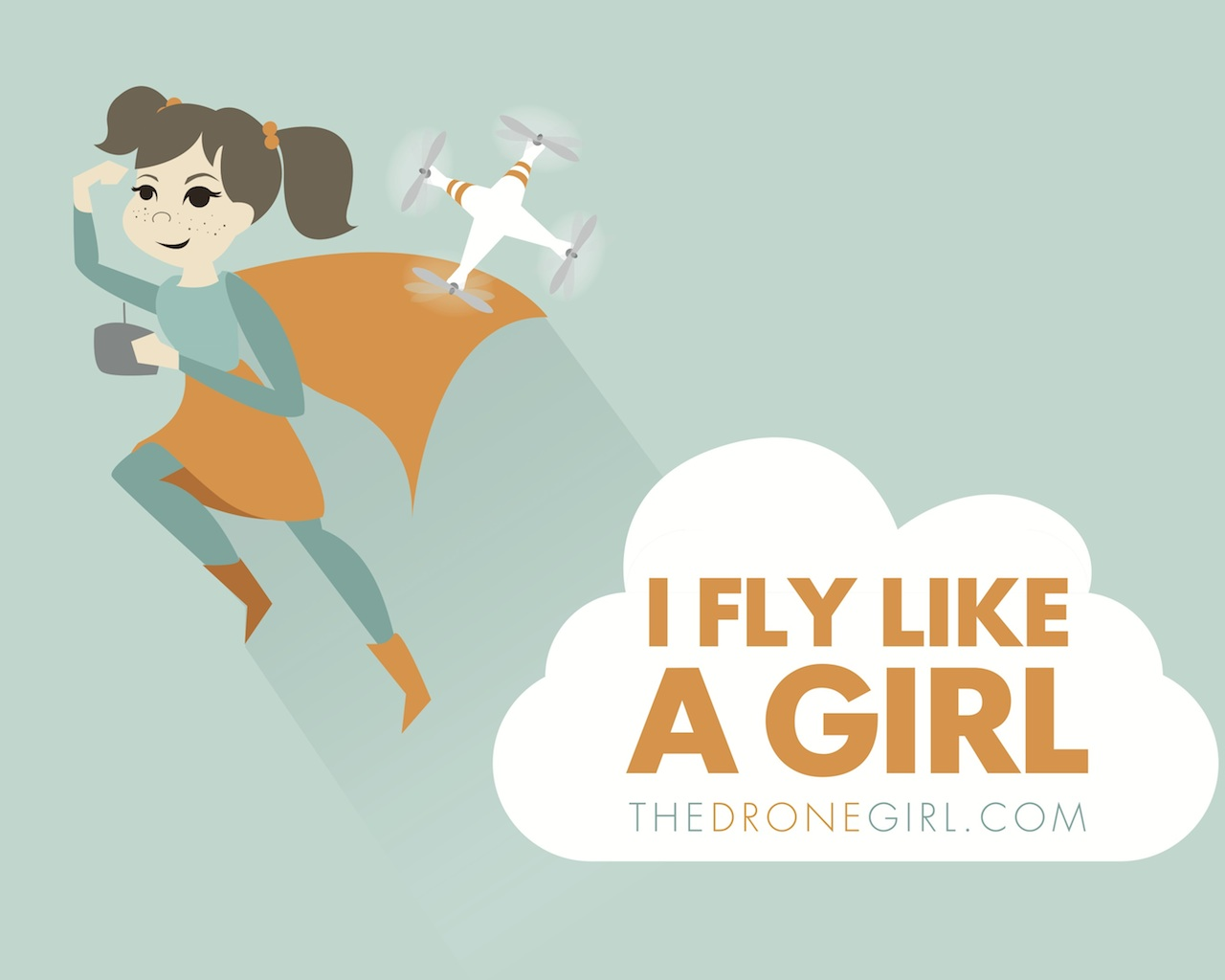 fly like a girl