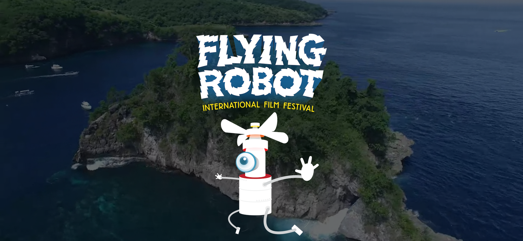 Last day to enter the Flying Robot international Film Festival