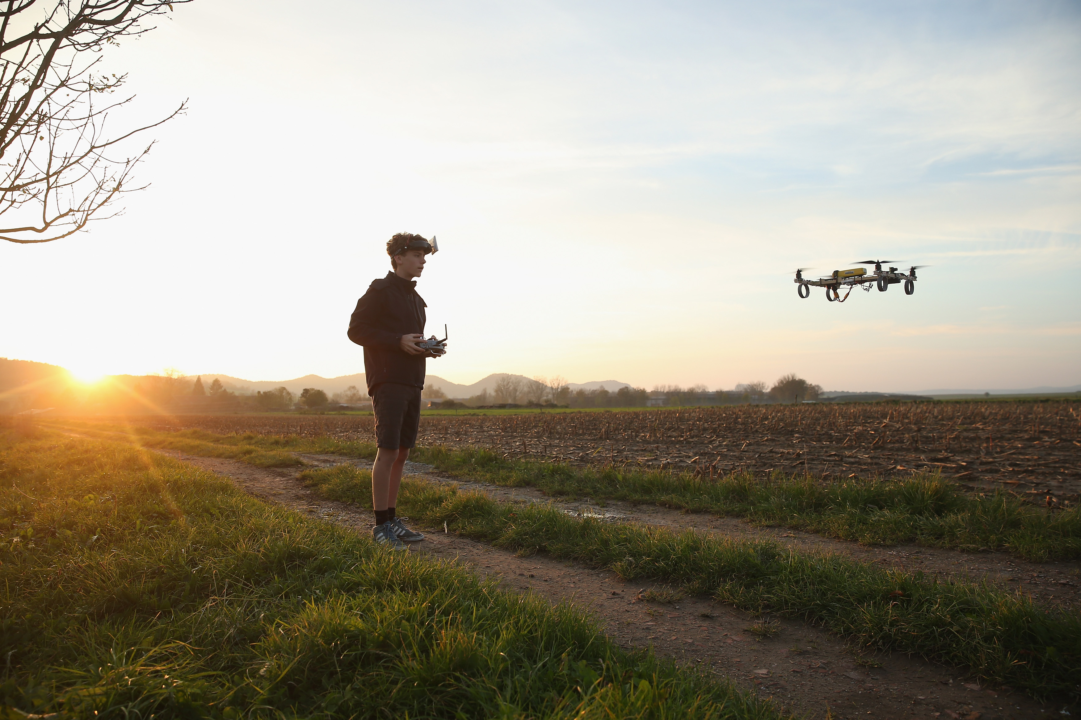 More than half a million drones registered in first year