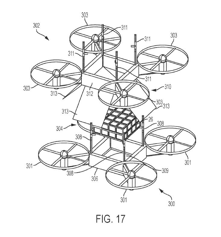 The next thing in drone delivery: IBM patents a relay race of drones