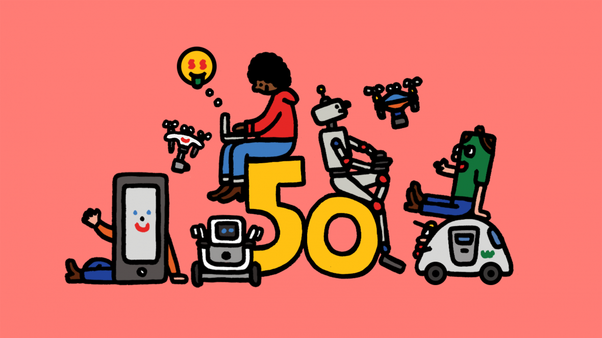 """DJI ranks No. 25 on MIT Tech Review's """"50 Smartest Companies of 2017"""" list"""