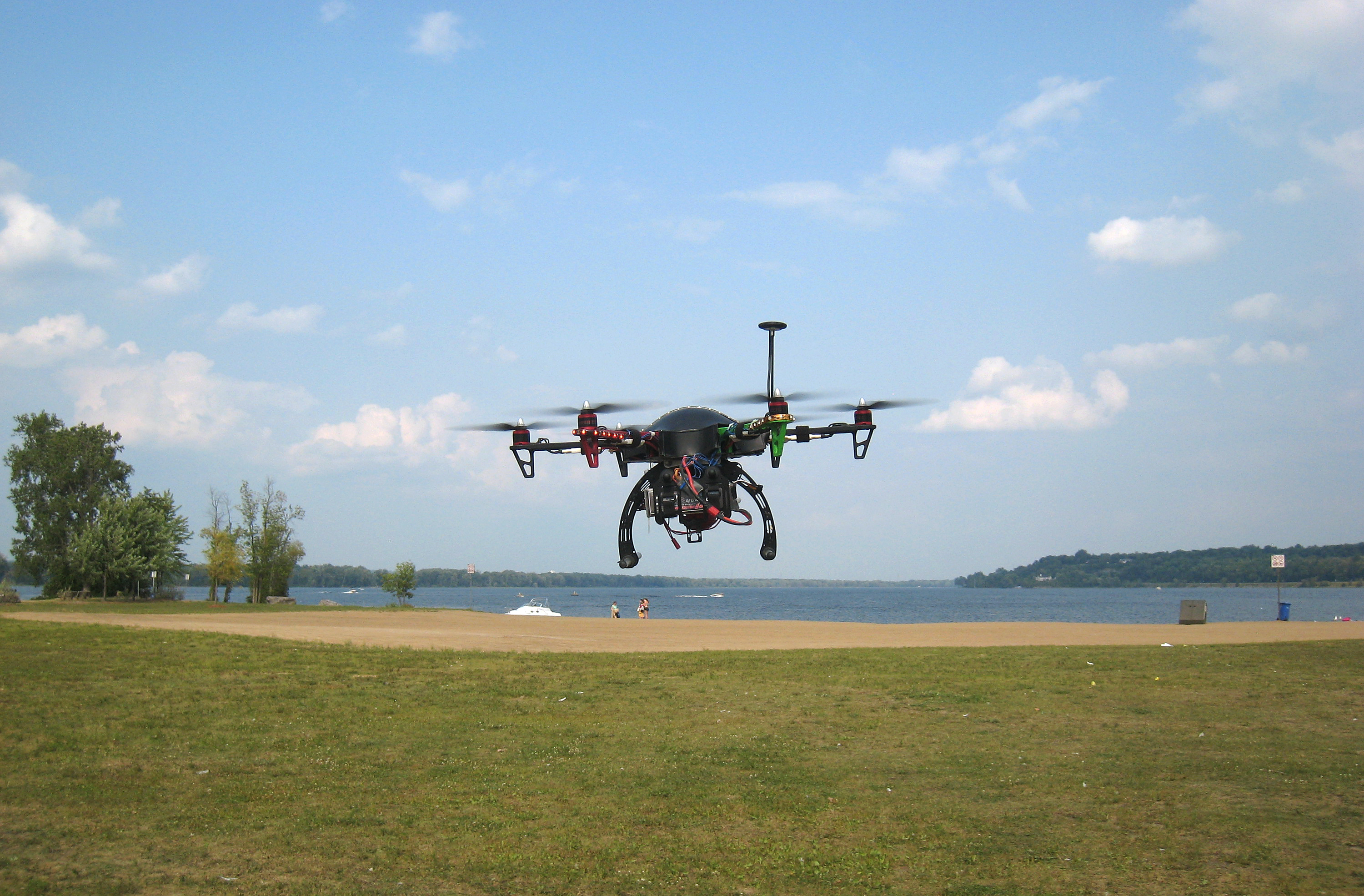 "The fight that's roiling the drone industry: small businesses see an ""ol' boys club' forming"