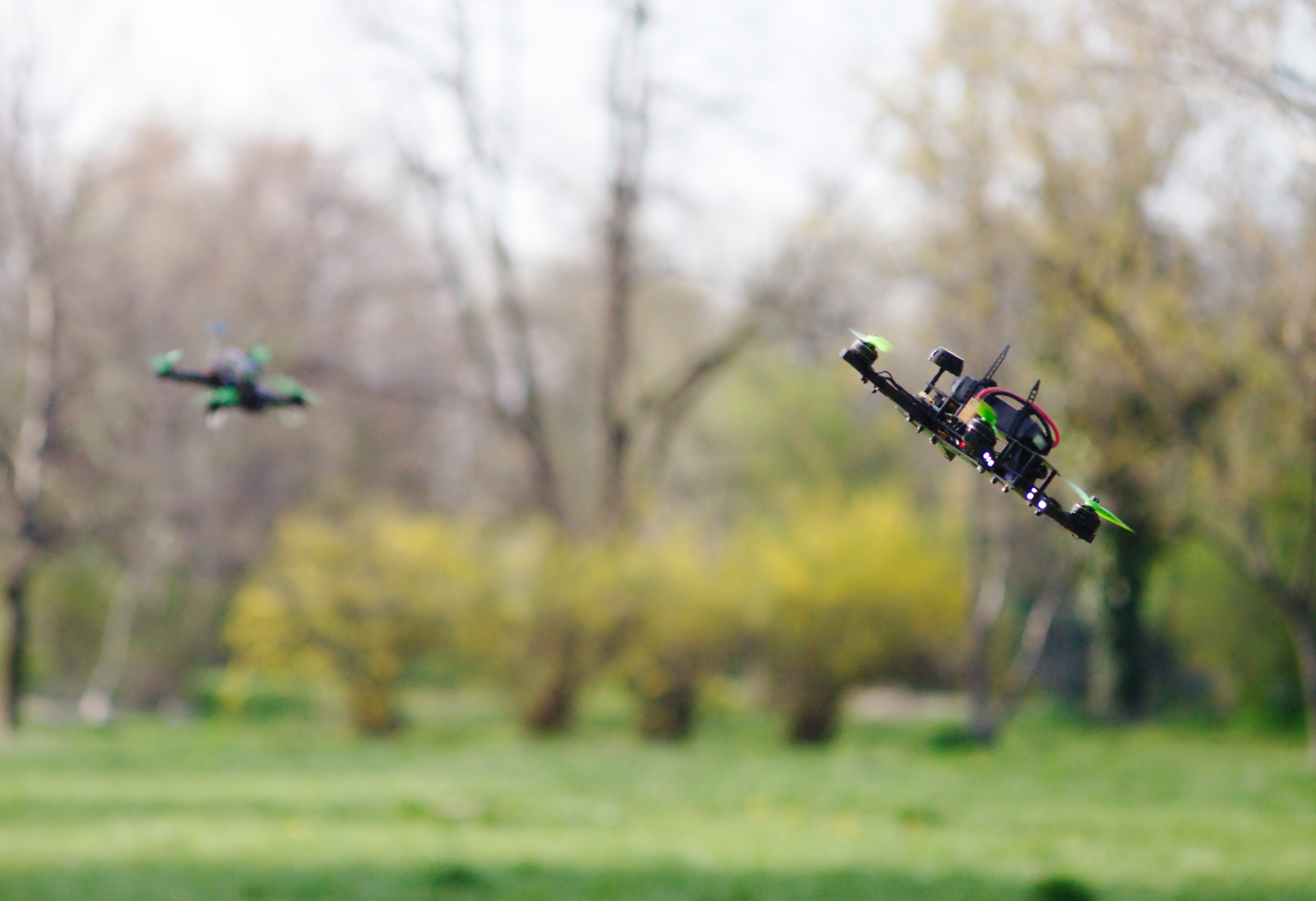 How to get the longest FPV range on your drone