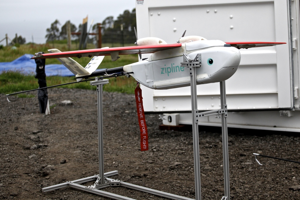 Zipline expands medical drone deliveries from Rwanda to Tanzania