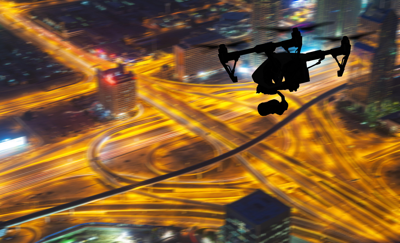 4 ways drones are transforming Dubai