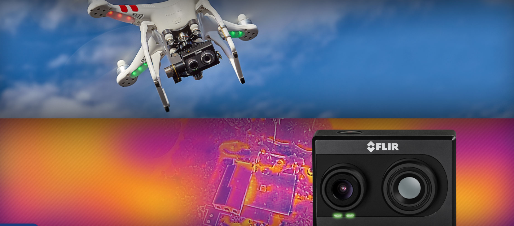 What's the best thermal camera and drone for hog hunting?