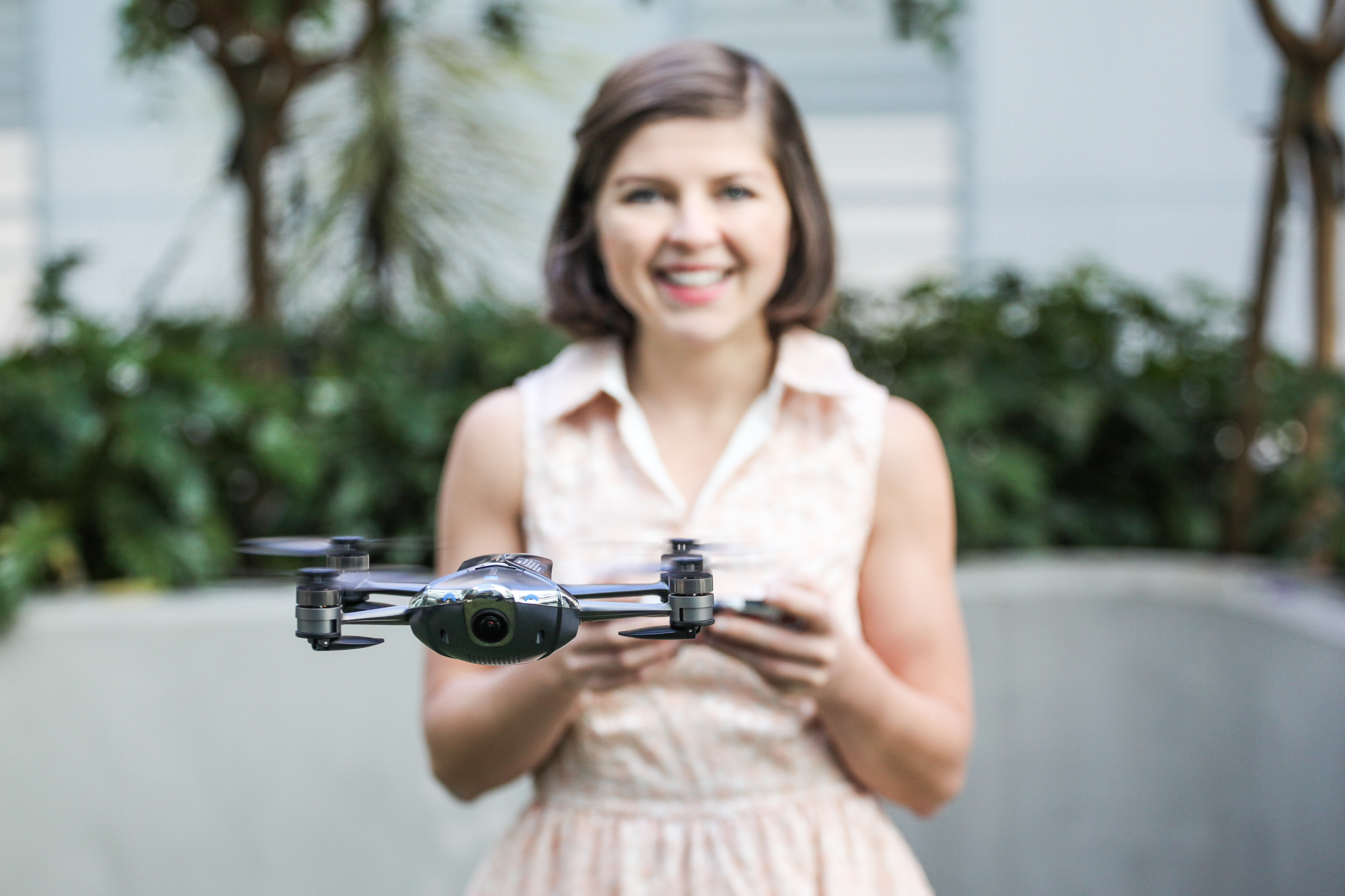 Lily drone review: It would have been awesome — if it were 1/5 of the price