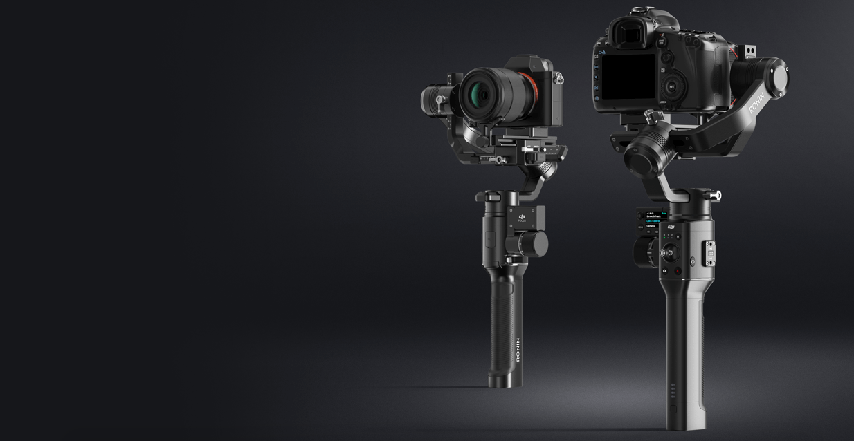 DJI Ronin-S brings drone-like video to DSLR, mirrorless cameras