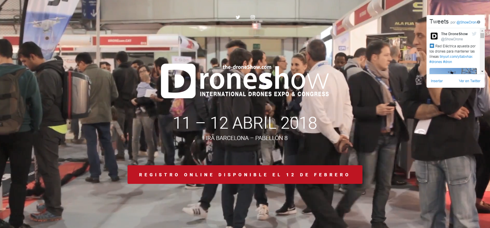 Drone Girl to keynote International Drones Expo in Spain