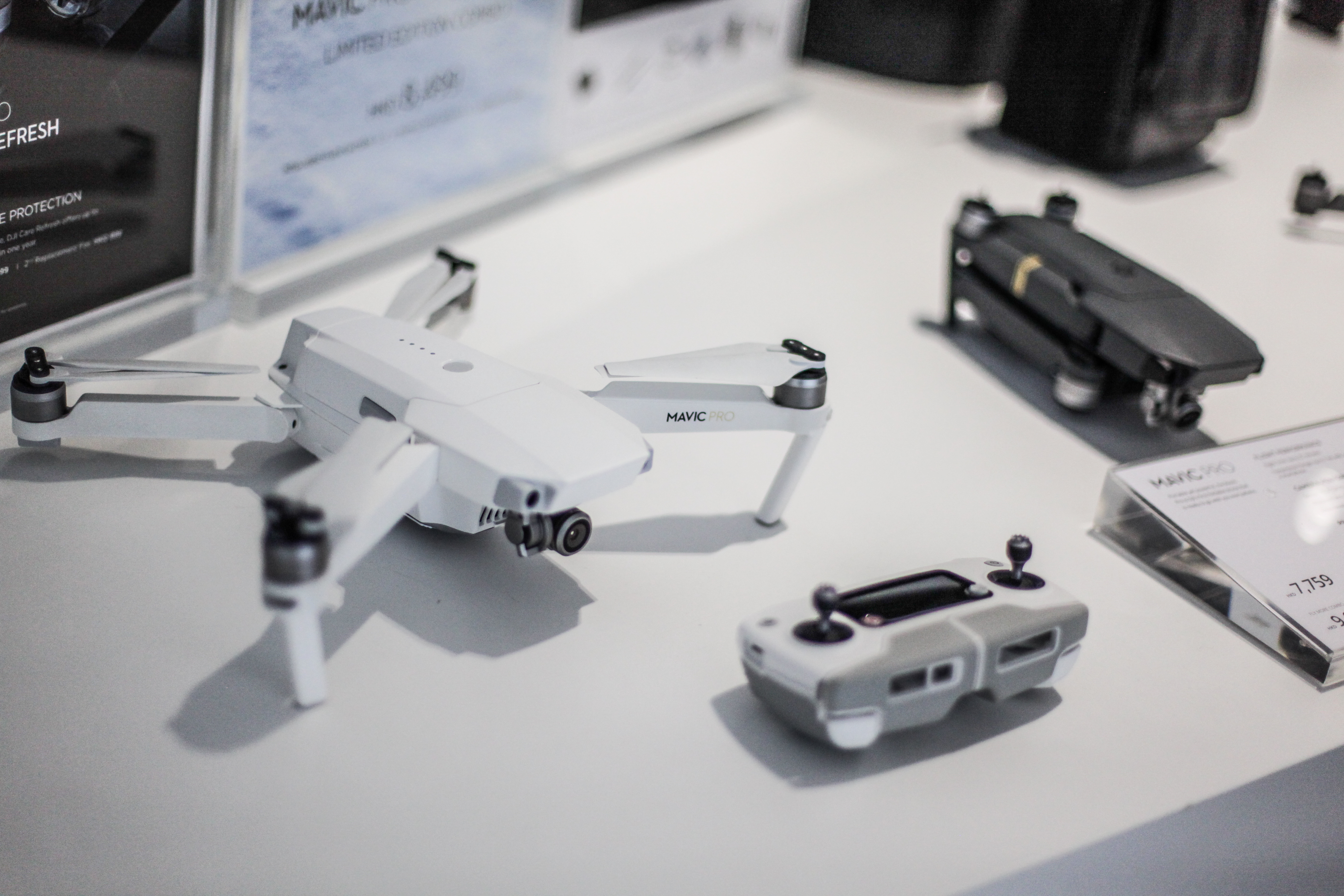 DJI and Microsoft partner to build SDK for Windows 10
