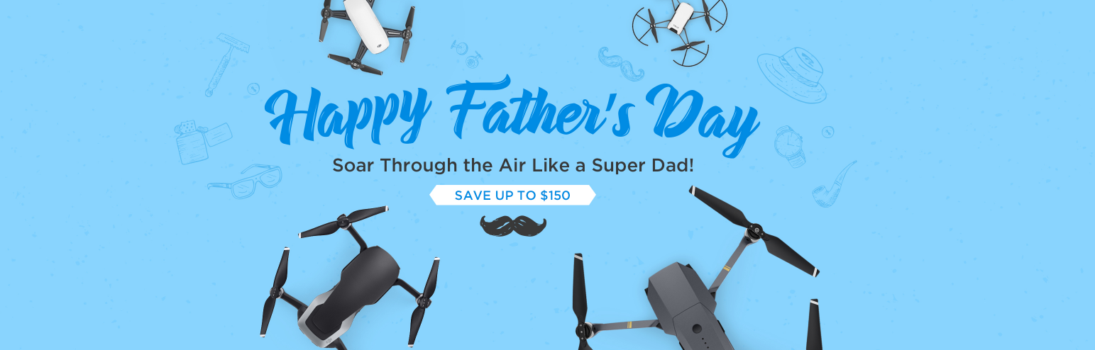 DJI, B&H Photo offering a big Father's Day drone sale this weekend