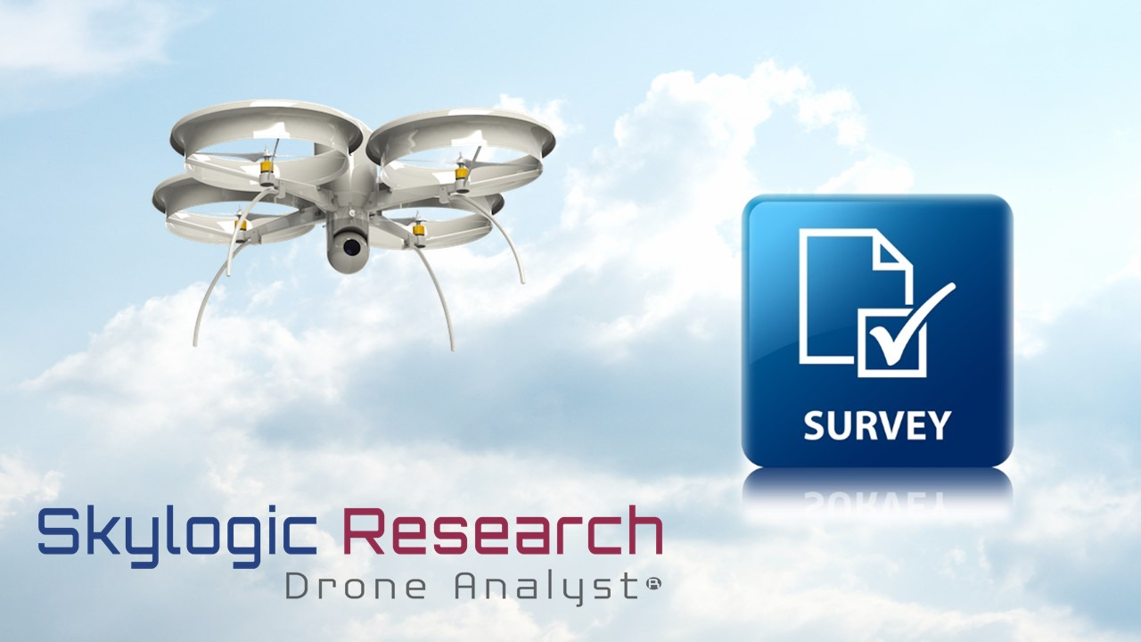 Take this drone research survey, and you could win a DJI Spark