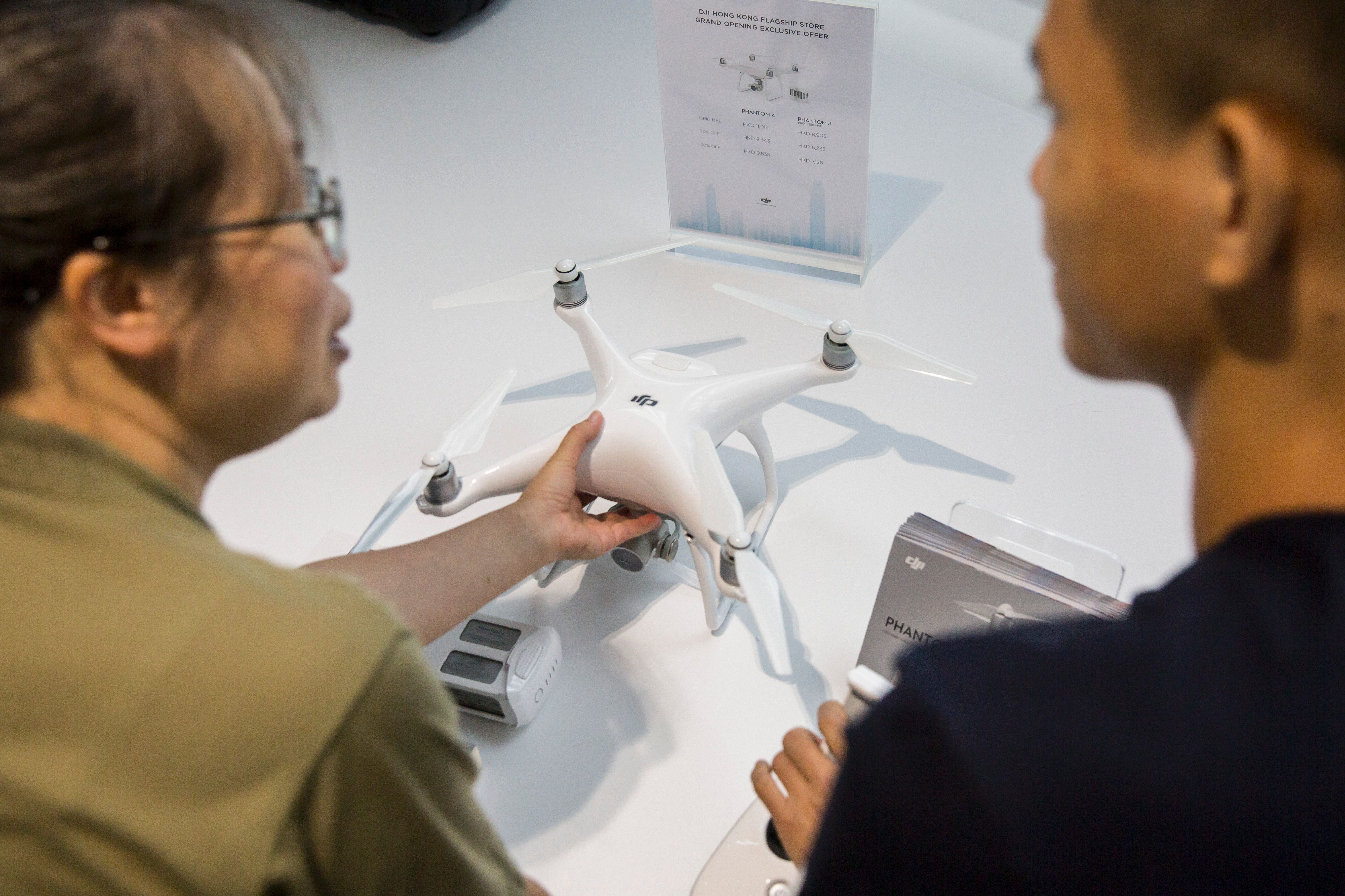 DJI eases geofencing restrictions, allowing enterprise users to fly drones over sensitive areas