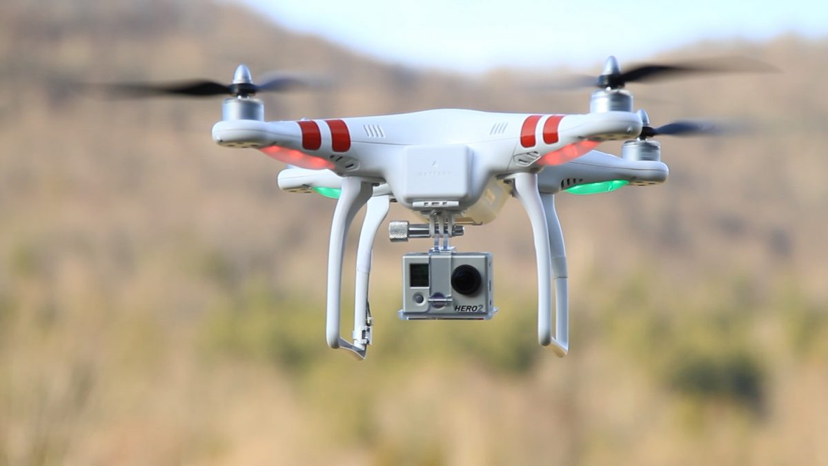 DJI is dominating the consumer drone industry, so which companies are left?