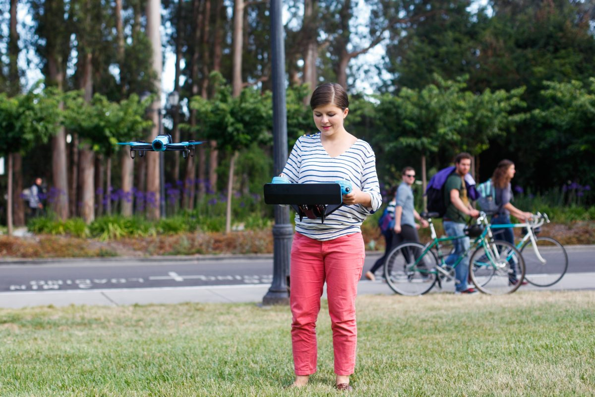 Parrot Bebop: Here's a drone with first-person video that costs less than $500