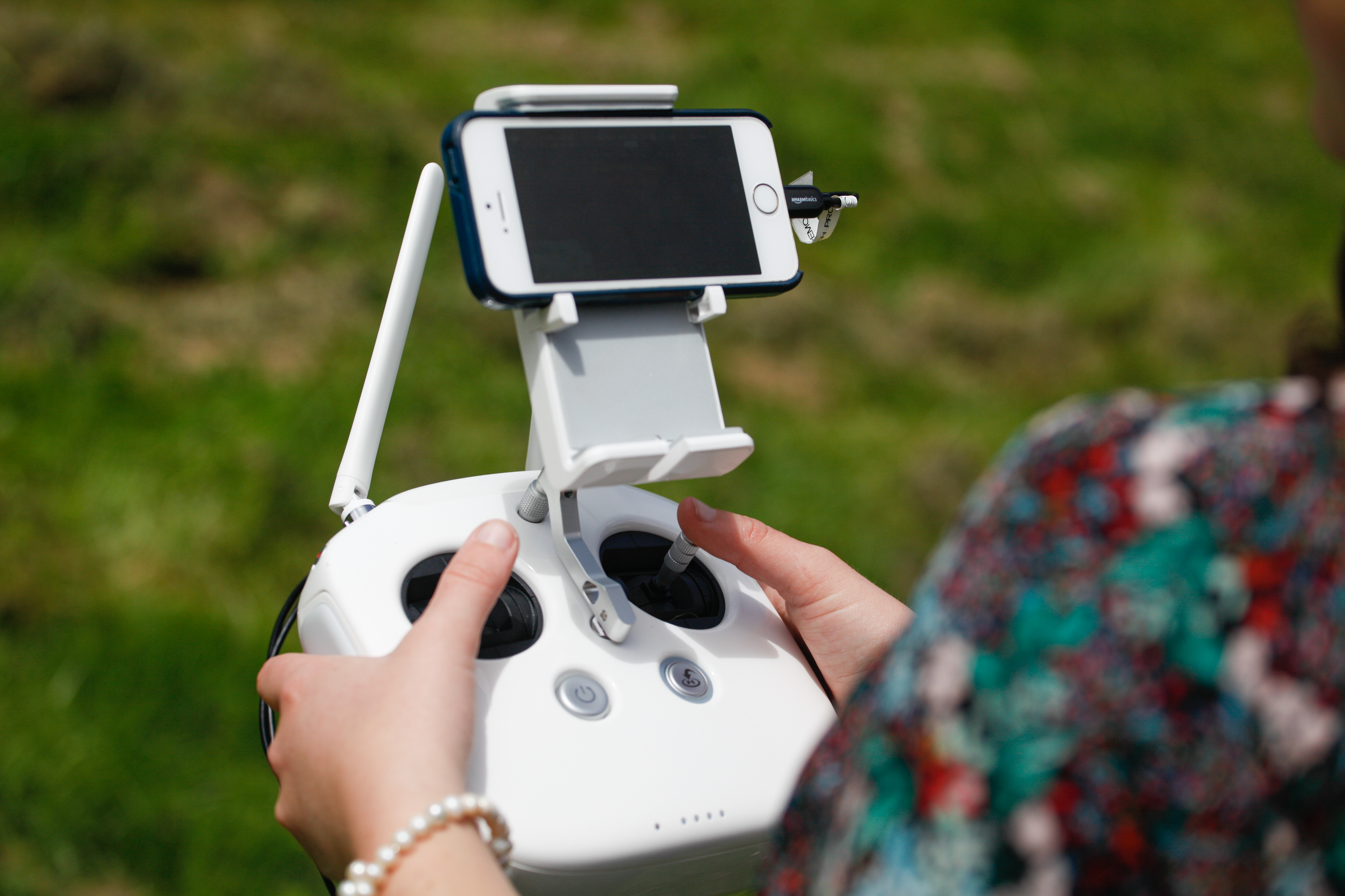 DJI wants you to know that its drones data practices are totally secure