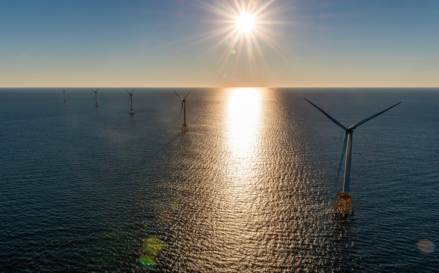 How the U.S. offshore wind energy industry could benefit from drones