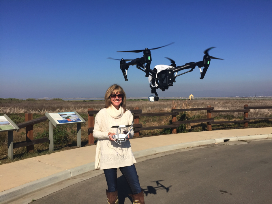 Drone Girl profiles: Meet Abbe Lyle