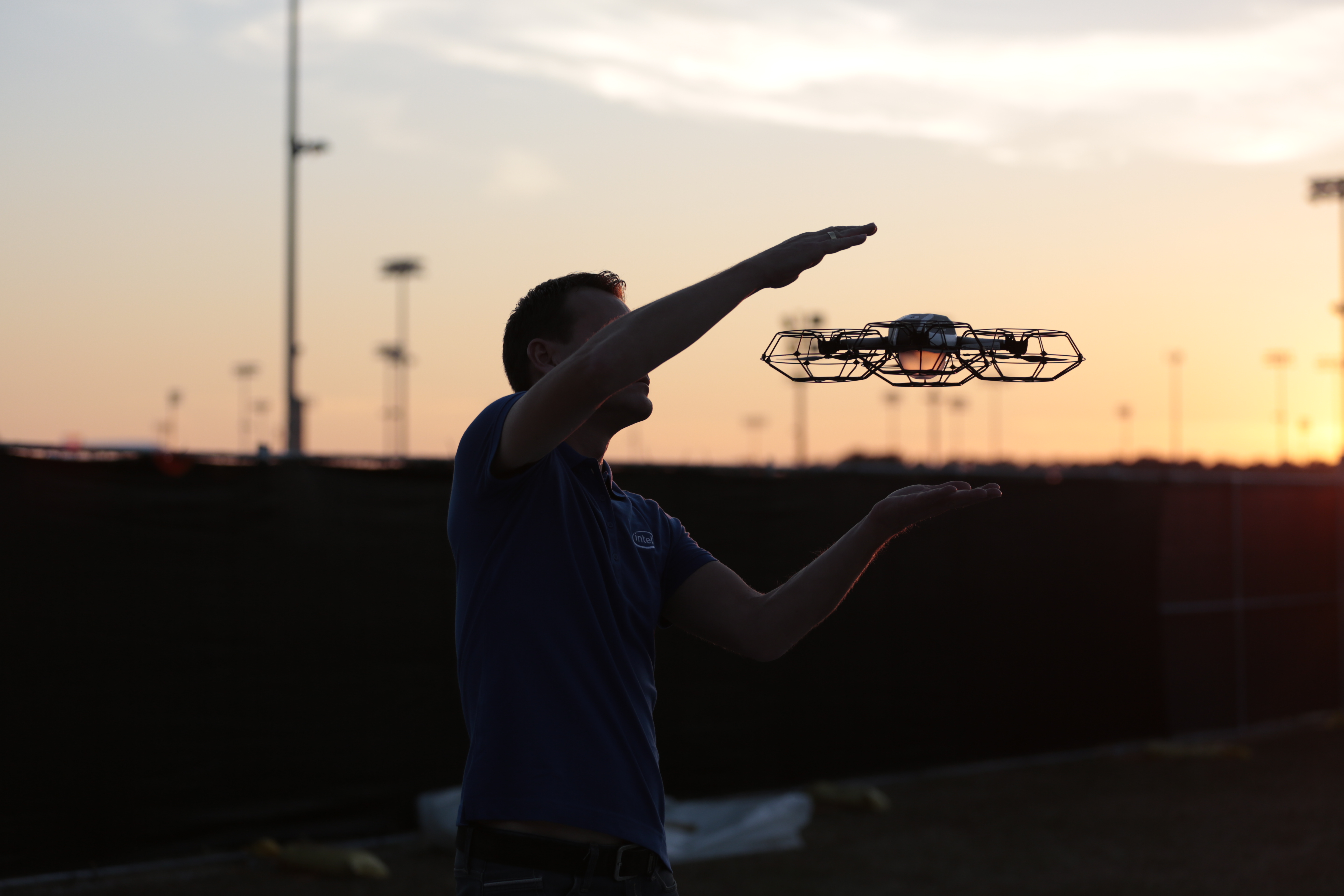 Thought one drone was enough? Here's what it takes to put dozens of them in the air