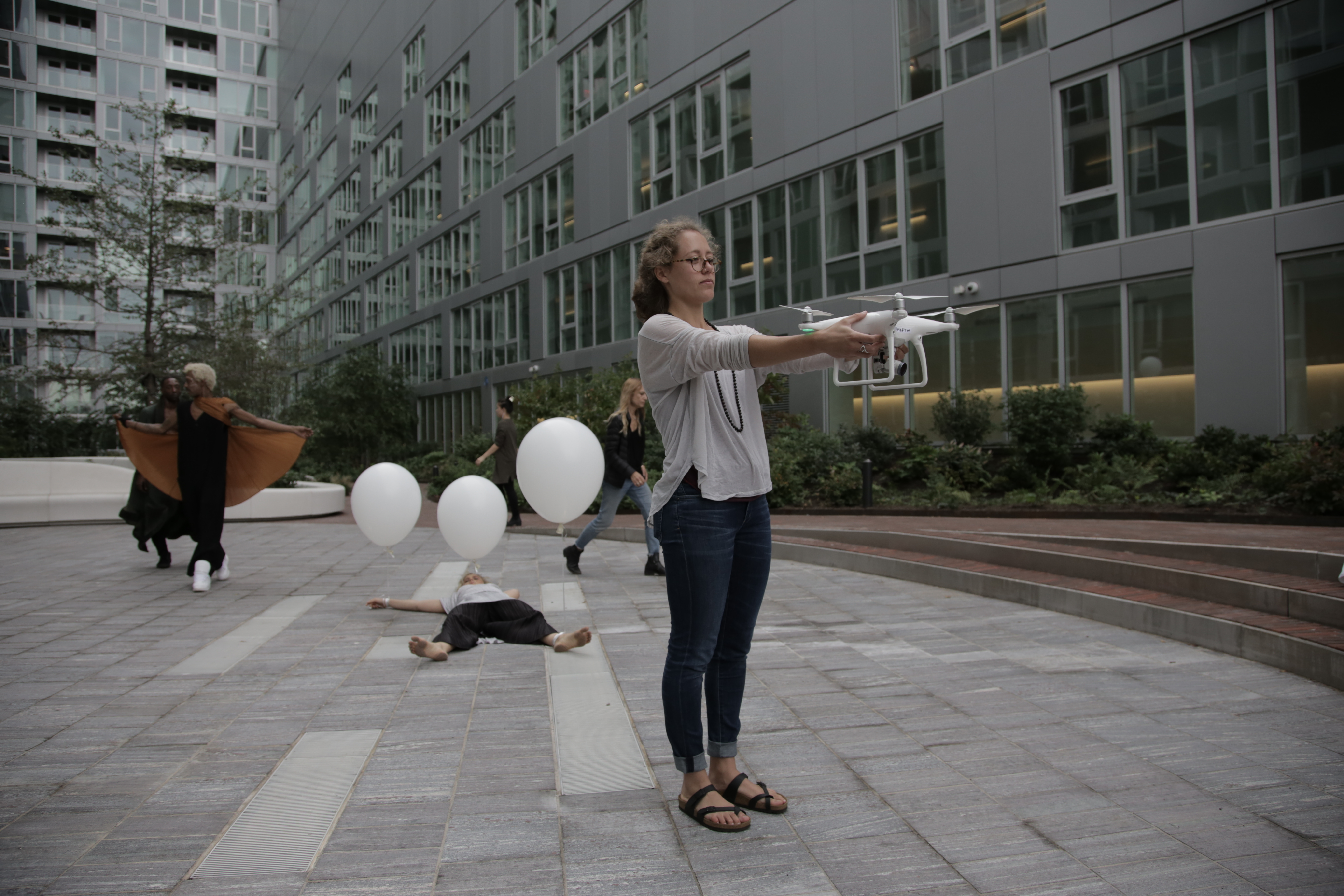 Meet New York-filmmaker and drone pilot Victoria Sendra