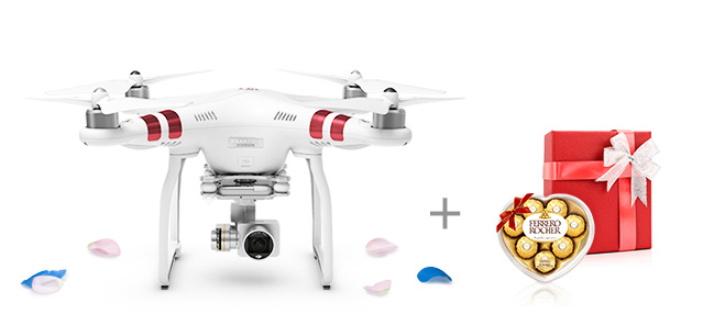 Here are your DJI Valentine's Day drone deals dji