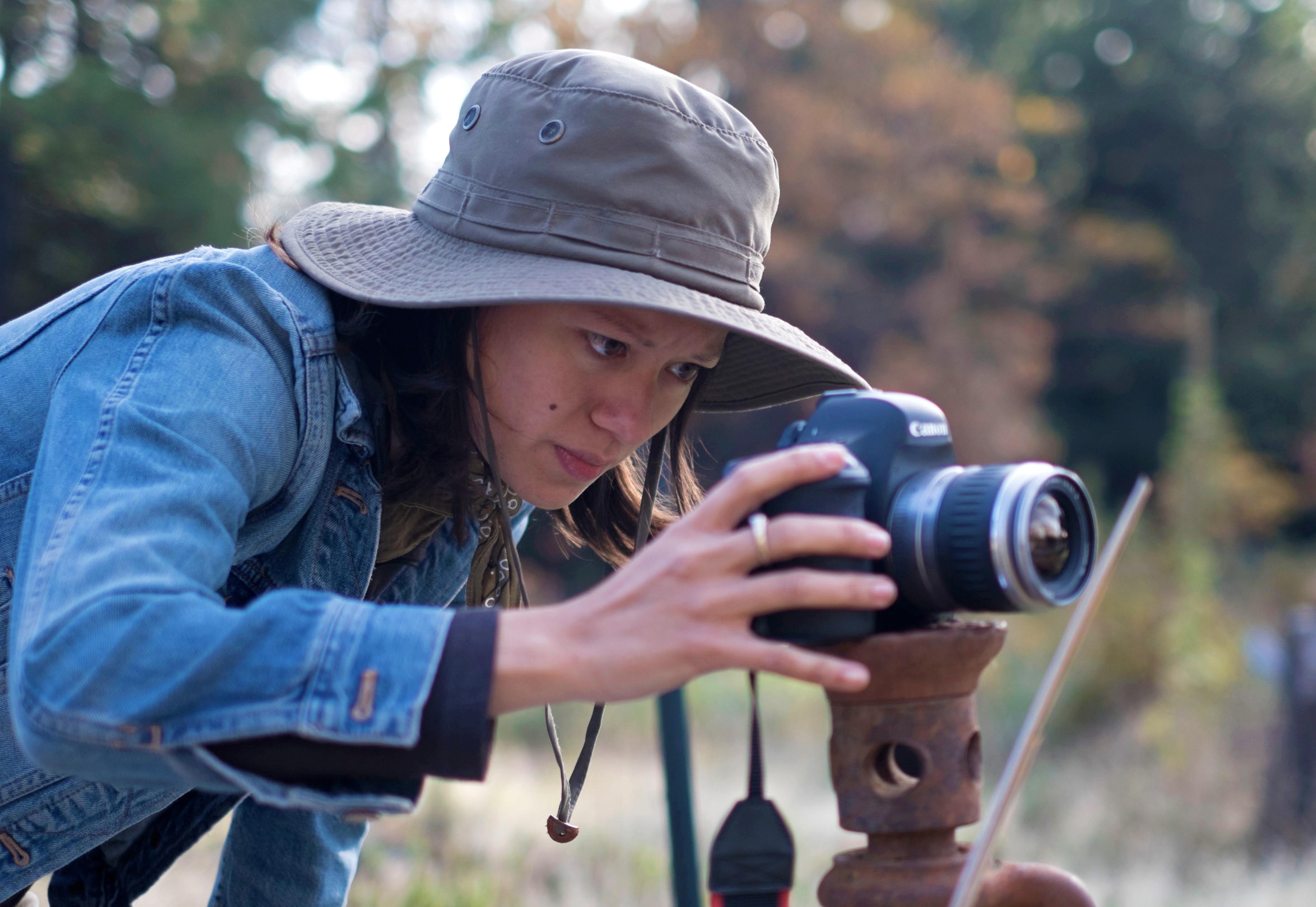 "Meet ""Lone Drone"" creator Vanessa Elliott"
