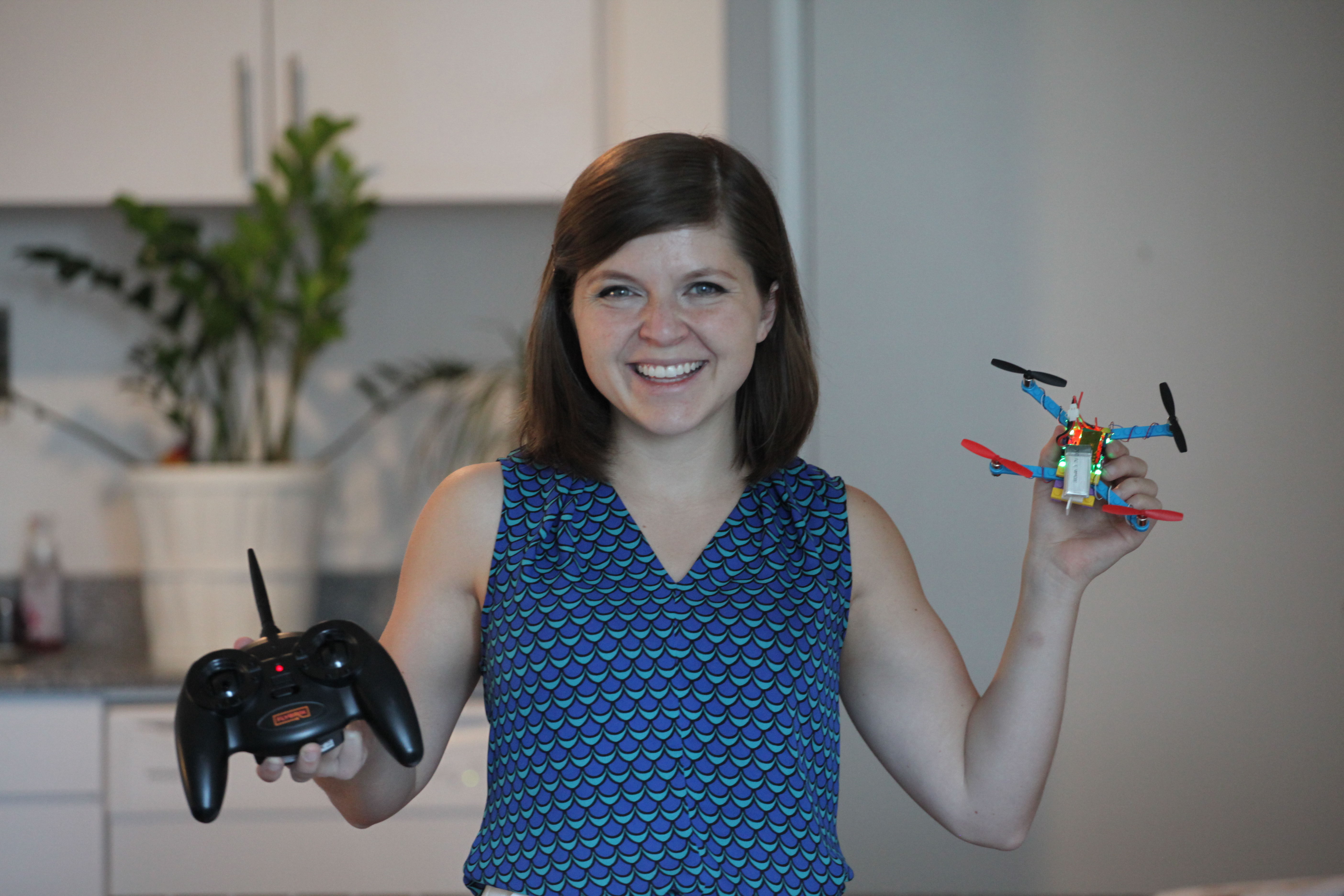 Flybrix review: using Legos to build a drone