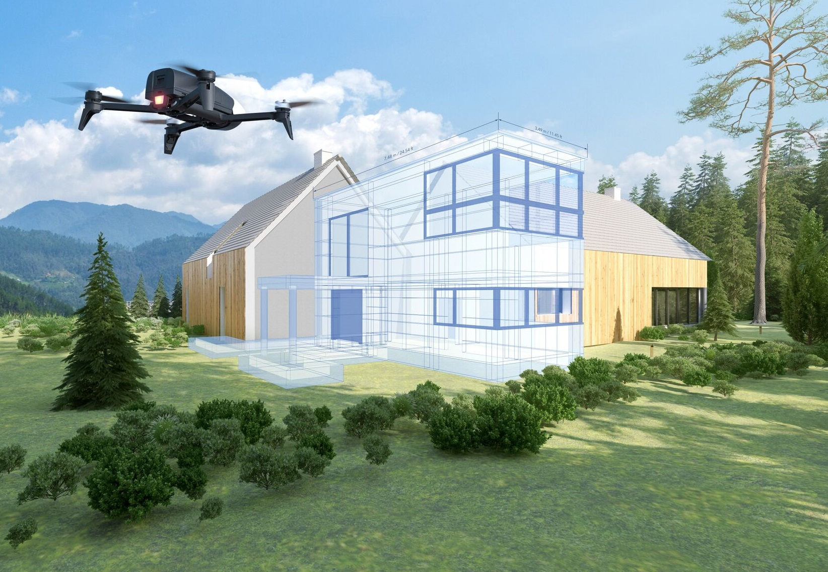Parrot Professional joins 3D Robotics in repackaging consumer drones as enterprise solutions