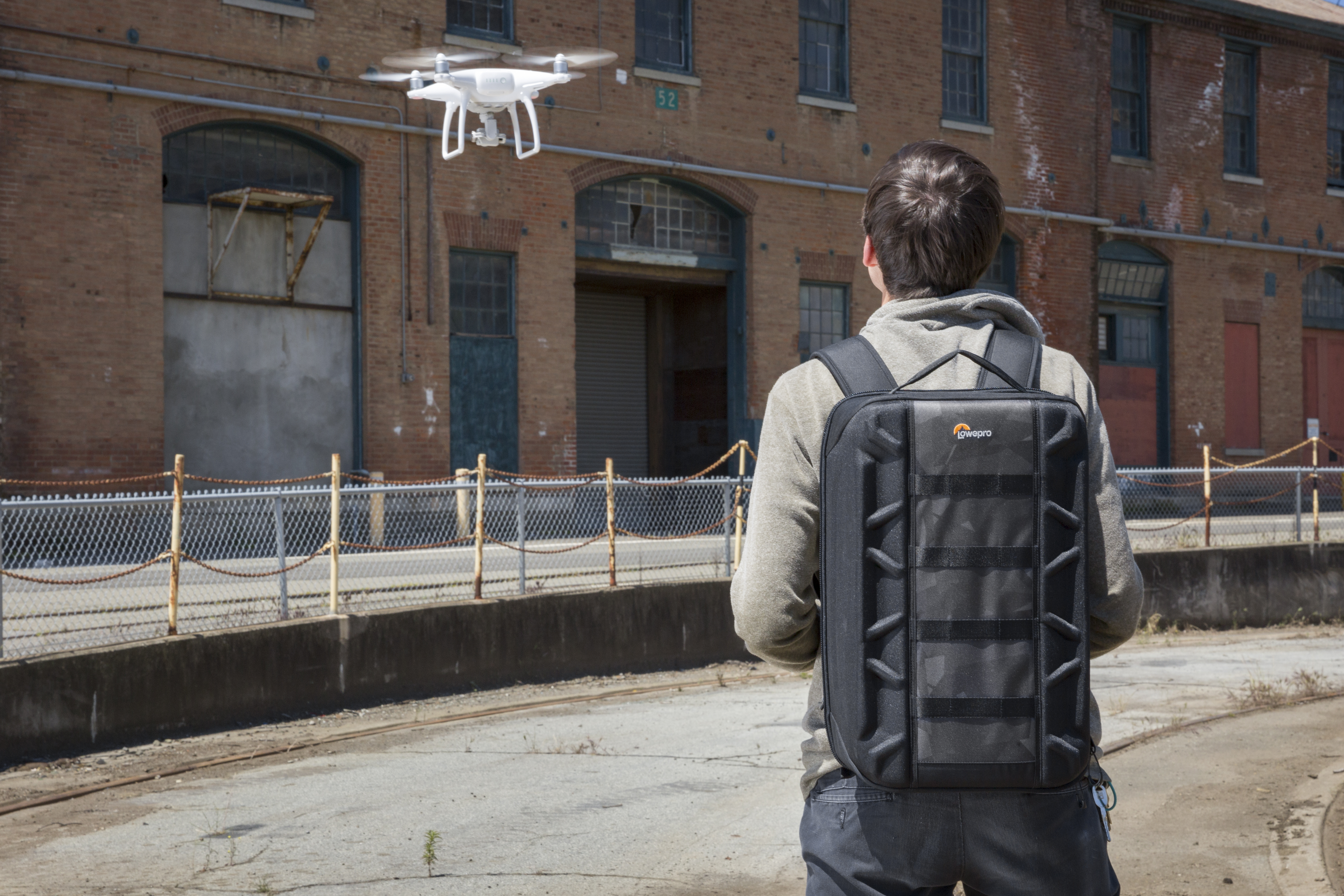 Enter to win LowePro's new DroneGuard Pro Inspired