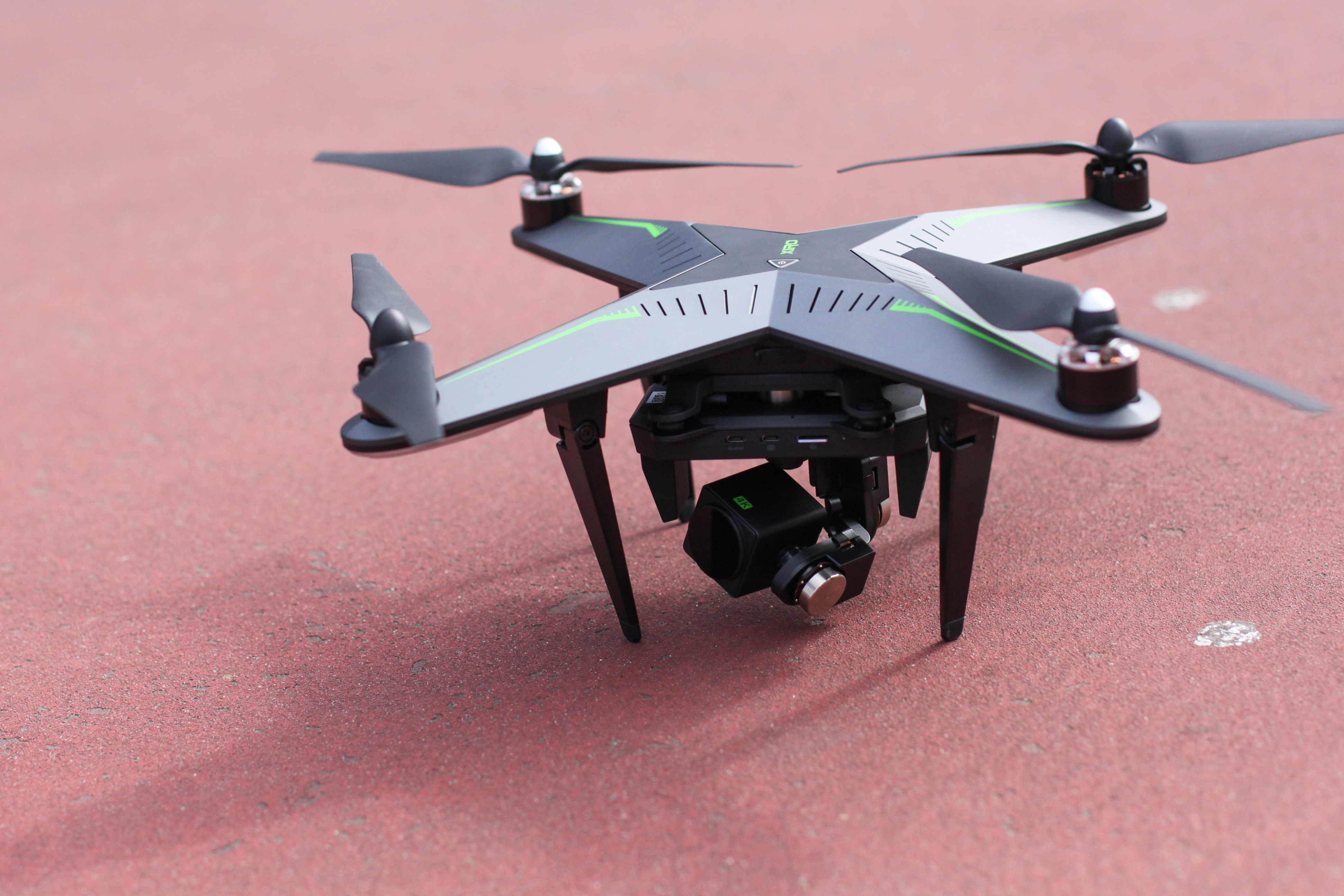 XIRO Xplorer 4K is another DJI Phantom competitor – but the camera and gimbal need work