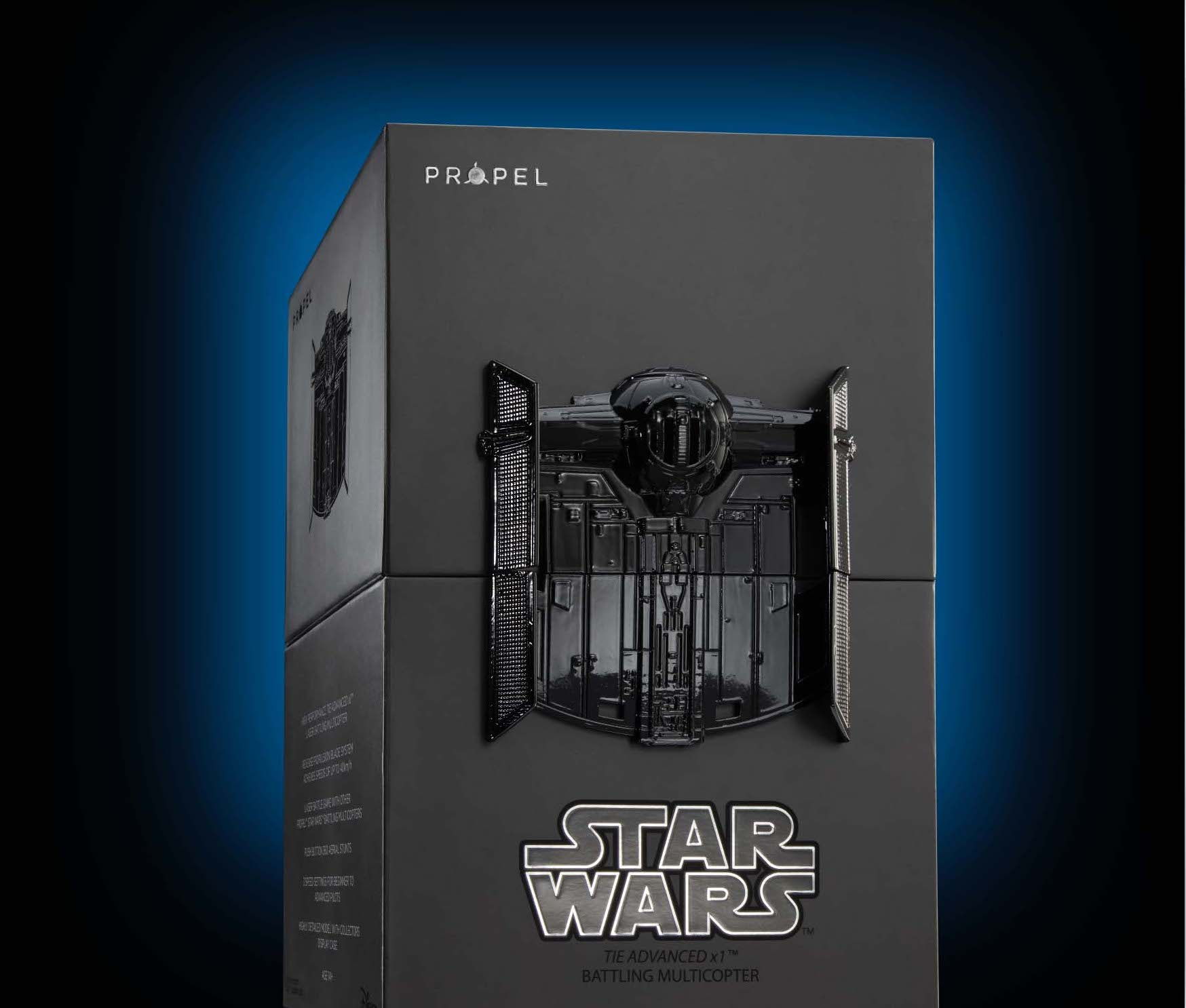 Propel's Star Wars drones are back and better than ever