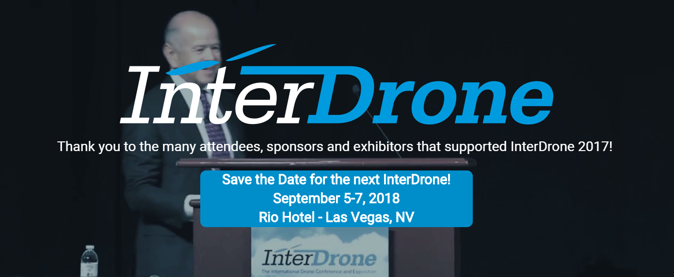 Interdrone 2017 grows by 10% in third year